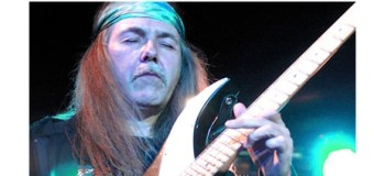 Uli Jon Roth Live at Trees in Deep Ellum, Dallas