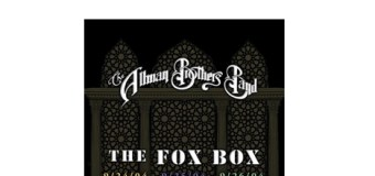 The Allman Brothers Band Announce 'The Fox Box' 8-CD Box Set