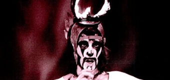 """Arthur Brown, Ghost is """"visually in my area but musically it's different"""""""