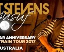Cat Stevens/Yusuf Announces 2017 Australian Tour