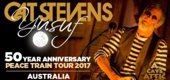 Cat Stevens/Yusuf Announces 2017 Australian Tour