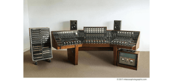 Dark Side of the Moon Recording Console Sells for $1.8 Million