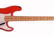 "Geddy Lee Plays John Entwistle's ""Frankenstein"" Fender Precision Bass"