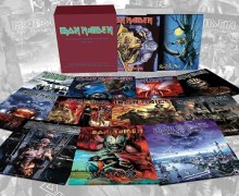 Iron Maiden Details New Vinyl Reissues