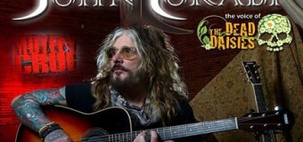 Ex-Motley Crue Vocalist John Corabi Announces 2017 Solo Acoustic Tour Dates