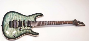 Megadeth Guitarist Kiko Loureiro Searching for Stolen Guitar, UPDATED, FOUND