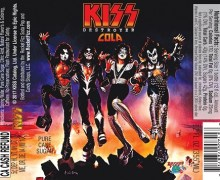 KISS Destroyer Cola, Army Root Beer, Cherry Kola – KISS SODA – Where to Buy – For Sale