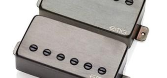EMG Pickups Marty Friedman Signature MF Passive Set, Demo, VIDEO