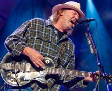 Neil Young 'Peace Trail' OFFICIAL Video Premiere