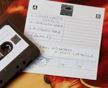 Paul McCartney to Release 3-Track Cassette Demo on Record Store Day, featuring Elvis Costello