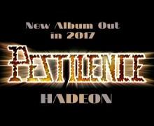 Pestilence Releases VIDEO Teaser for New Track 'Obsideo'