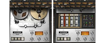 Featured:  The Studer A800 Tape Machine Plugin by Universal Audio
