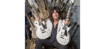 KISS Guitarist Tommy Thayer Teases New Signature Model Guitar