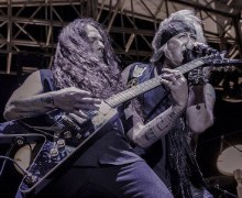 Former Vicious Rumors / Craving Theo Guitarist Officially Joins Black 'n Blue