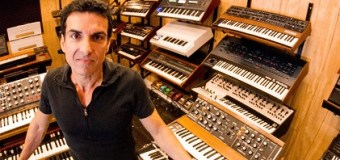 Keyboardist Derek Sherinian Taking on 5 Keyboard & Guitar Students in May