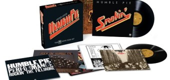 Humble Pie – The A&M Vinyl Boxset 1970–1975 Coming June 2nd, Peter Frampton