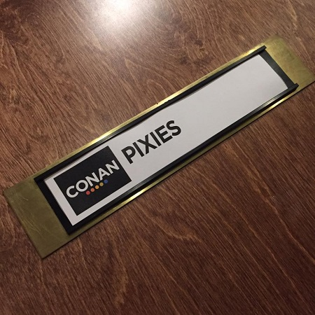 "UPDATED: Watch the Pixies Perform ""Bel Espirit"" on Conan O'Brien"