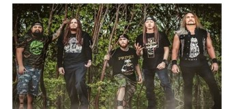Warbeast Schedule 'Enter the Arena' Release Show in Austin, TX, July 22nd + Open for Metallica