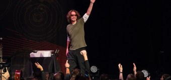 Farewell Chris Cornell, Soundgarden Singer Dies @ 52