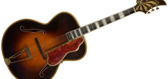 Django Reinhardt Guitar Auction – Julien's Auctions Presents Music Icons 2017