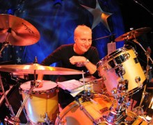 David Lee Roth Drummer Gregg Bissonette to Host Drum Clinic on Facebook Live