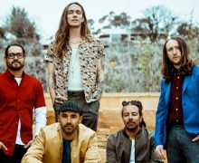 VIDEO:  Incubus Releases Lyric Video for 'Love In A Time Of Surveillance' + 2017 Tour Dates