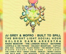 2017 Solstice Festival Lineup Announced, JJ Grey & Mofro, Built to Spill to Headline – Austin, TX