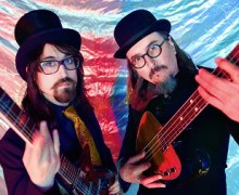 The Claypool Lennon Delirium to Release Limited Edition, 'Lime and Limpid Green' EP