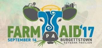 Farm Aid 2017 Lineup Announced:  Neil Young, Jack Johnson, Dave Matthews & Tim Reynolds