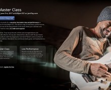 Tony Macalpine Master Course Offered @ 25% Discount Today