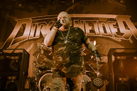 Udo Dirkschneider 2017 - 2018 Tour Dates - Europe & North America Tour