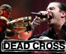Stream Entire Dead Cross Album – Featuring Mike Patton & Dave Lombardo, Slayer, Faith No More