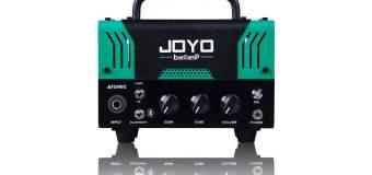 NAMM 2017: JOYO AtomiC Bantamp Guitar Amp Head 20w Pre Amp Tube Hybrid