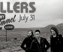 Watch The Killers Perform on Jimmy Kimmel Live