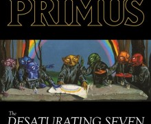 "Hear New Primus Track ""The Seven"" from 'The Desaturating Seven' – Original Lineup, Listen!"