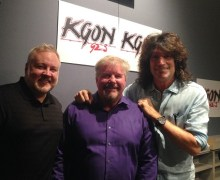 KGON in Portland: Interview with KISS Guitarist Tommy Thayer on Monday