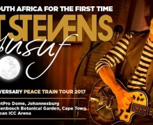 Cat Stevens-Yusuf to Tour South Africa for the First Time + 2017 Australia/New Zealand Dates