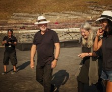 David Gilmour Talks About 'Live at Pompeii' – Part I