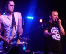 Watch Entire Dead Cross Concert in Sacramento, CA