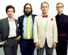 "Hear Deer Tick's New Song ""Card House"""