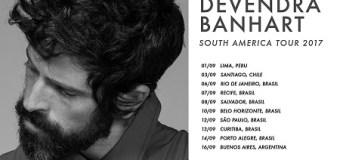 Devendra Banhart 2017 South American Tour Dates