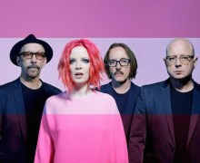 """Garbage Releases VIDEO for New Song '""""No Horses"""" + 2017 Tour Dates"""