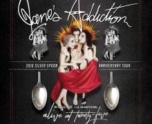Jane's Addiction's 'Alive at Twenty-Five' Now Available – Details