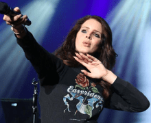 Lana Del Rey Announces Plans for World Tour