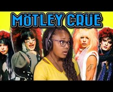 Kids React to Motley Crue then Tommy Lee Watches Their Reactions