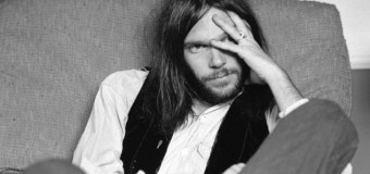 Listen to Neil Young's Album 'Hitchhiker'