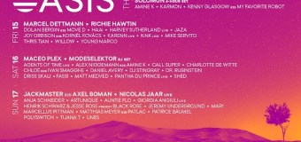 The Oasis Festival 2017 Lineup