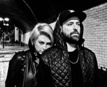 "Watch Phantogram's Unsettling New Video for ""Funeral Pyre"""