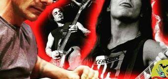 Rockula Horror Expo: Ex-Anthrax Guitarist Dan Spitz, Marky Ramone Added to Lineup