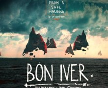 Live Stream Bon Iver @ Cork Opera House – Sounds from a Safe Harbour